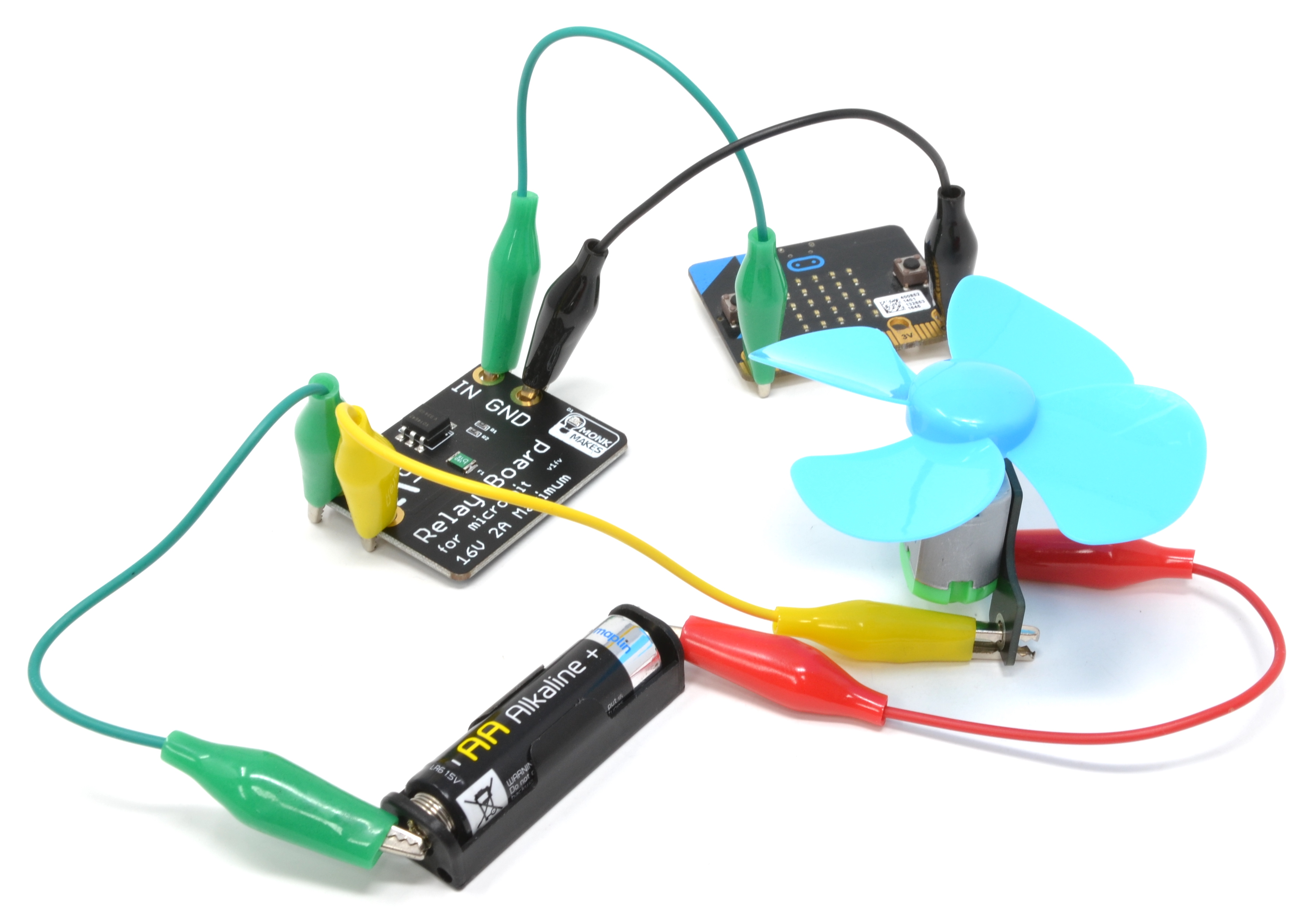 Electronic Starter Kit for micro:bit