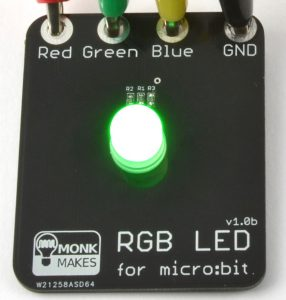 RGB LED for micro:bit