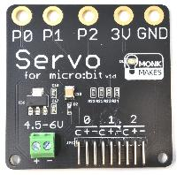 Servo for micro:bit