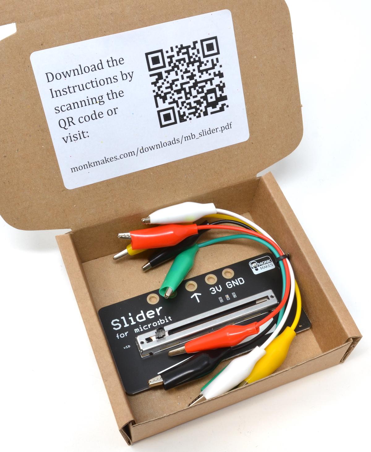 Slider for micro:bit