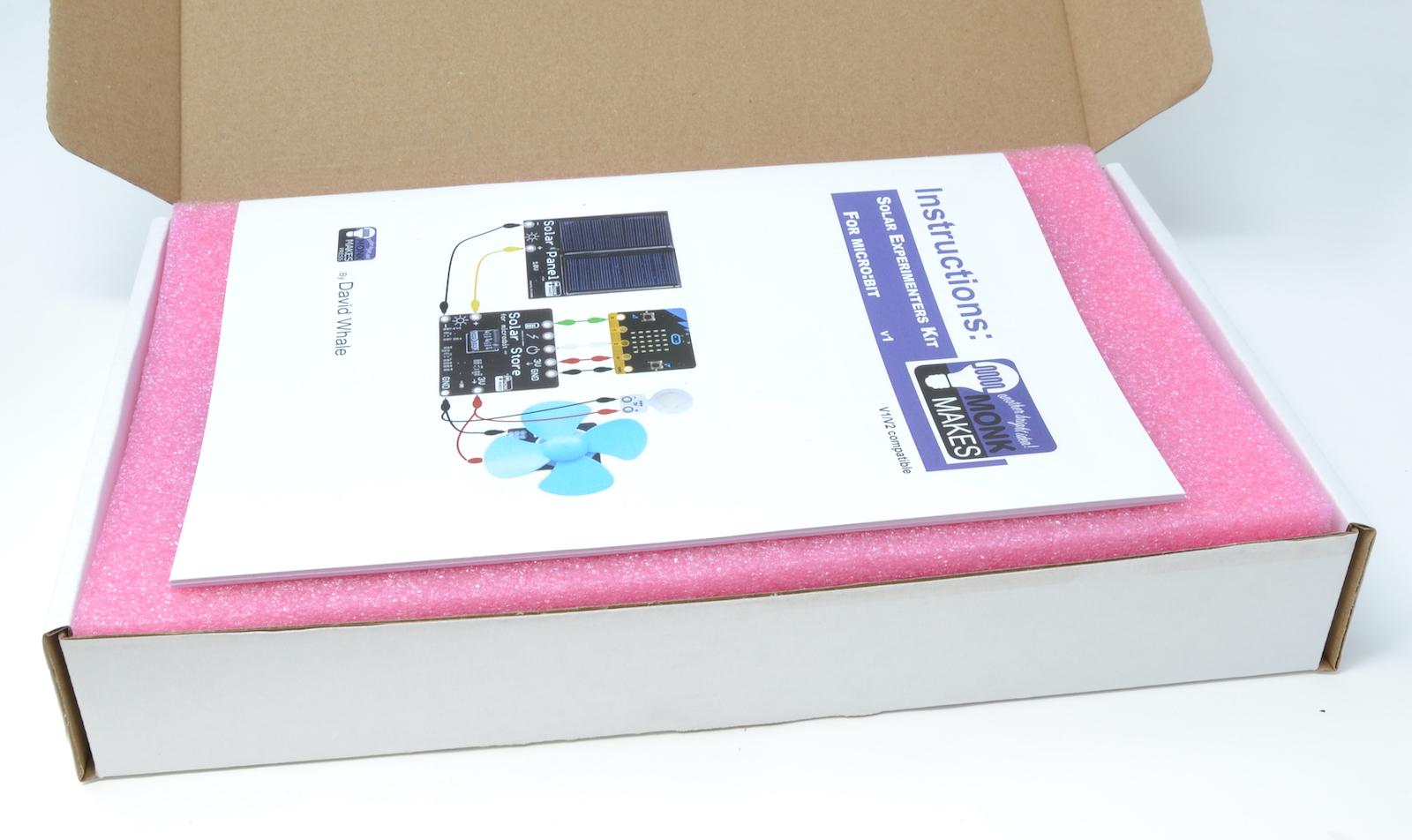 Solar Experimenters Kit for micro:bit