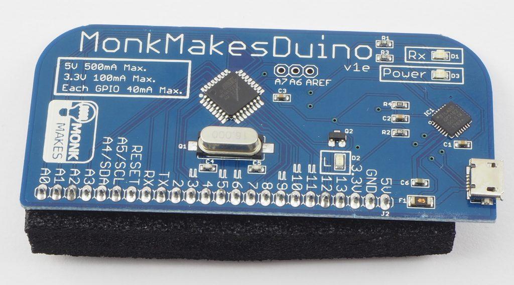 MonkMakesDuino (Single)