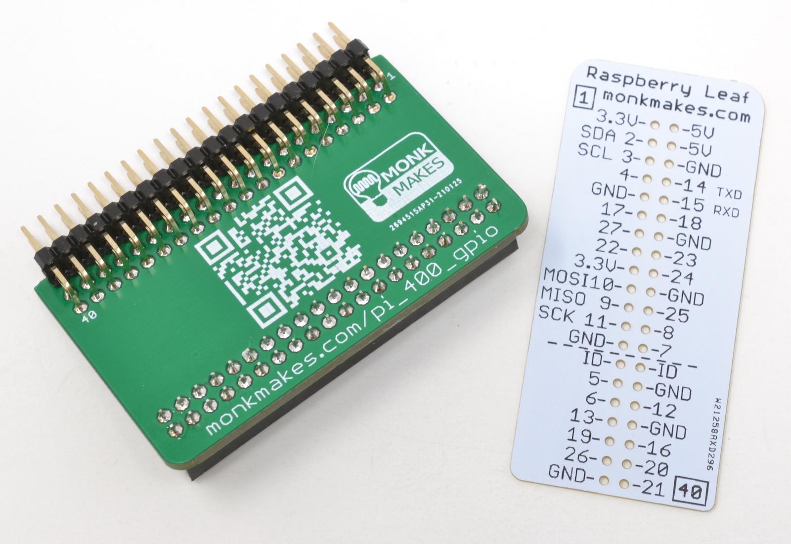 GPIO Adapter for Pi 400
