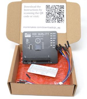 Air Quality Kit for Raspberry Pi