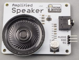 Amplified Speaker