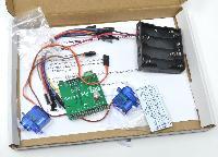 Servo Kit for Raspberry Pi